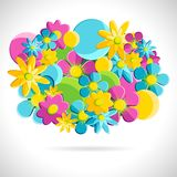 Colorful Flower Royalty Free Stock Images