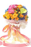 Colorful flower bouquet Royalty Free Stock Photos