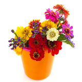 Colorful flower bouquet Royalty Free Stock Image