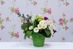 Florist Designed Bouquet Royalty Free Stock Photo