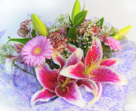 Free Colorful Flowers Bouquet Stock Photo - 11087650