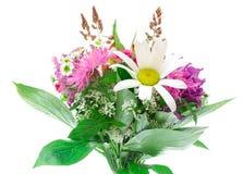 Colorful flowers bouquet Stock Photos