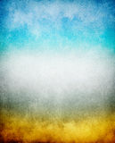 Colorful Fog Royalty Free Stock Photos
