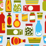 Colorful food background Royalty Free Stock Photography