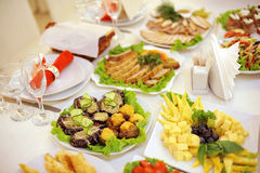 Colorful Food Stock Images