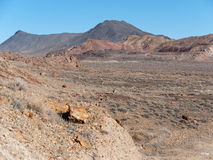 Colorful foothills on the Humboldt Range Stock Photos