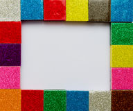 Colorful frame Royalty Free Stock Image