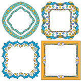 Colorful Frame Collection Royalty Free Stock Photo