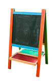 Colorful frame sandwich board menu isolated object Royalty Free Stock Photo
