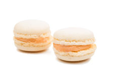 Colorful French Macarons Royalty Free Stock Photography