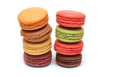 Colorful fresh cookies Royalty Free Stock Photo