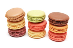 Colorful fresh cookies Stock Image
