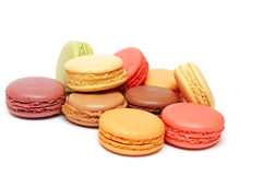 Colorful fresh cookies Royalty Free Stock Image
