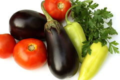Colorful fresh vegetables Stock Photography