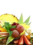 Colorful fruit salad Royalty Free Stock Images
