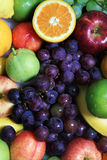 Colorful fruits Stock Photography