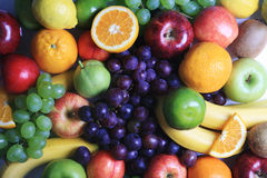 colorful fruits - Royalty Free Stock Image