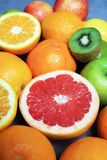Colorful fruits - Royalty Free Stock Photography