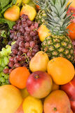 Colorful Fruits royalty free stock image