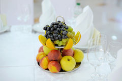 Colorful Fruits Royalty Free Stock Photography