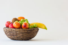 Colorful fruits Stock Images