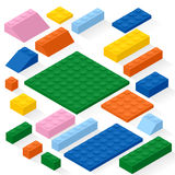 Colorful gaming kit Royalty Free Stock Photography