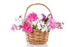 Colorful Garden Bouquet Stock Photography