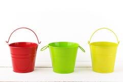 Colorful gardening set Stock Image