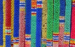 Colorful garland Royalty Free Stock Images