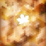 Colorful geometric background. EPS 10 royalty free illustration