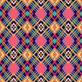 Colorful geometric pattern Royalty Free Stock Photo