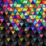 Colorful Geometric Pattern Royalty Free Stock Image