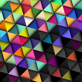 Colorful Geometric Pattern Stock Images