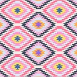 Colorful Geometric Pattern - Vector Abstract Background eps10. Colorful Geometric Pattern - Pink and Yellow Vector Abstract Background eps10 stock illustration