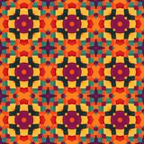Colorful geometric pattern_10. Colorful seamless pattern. Vector illustration. Perfect for wallpaper design, textile design or anyone another your design idea Royalty Free Stock Photo