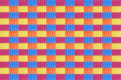 Colorful geometric pattern Royalty Free Stock Photography