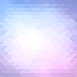 Colorful geometric pattern. Vector illustration. Royalty Free Stock Photos