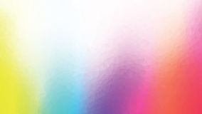 Colorful geometric polygonal abstract background Royalty Free Stock Image