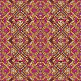 Colorful Geometric Seamless Pattern Royalty Free Stock Photo