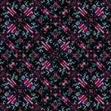 Colorful Geometric Seamless Pattern Stock Photos