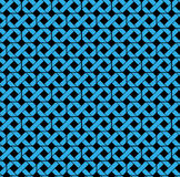 Colorful geometric seamless splicing pattern, symmetric endless Royalty Free Stock Image