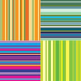 Colorful geometrical abstract  Royalty Free Stock Image