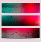 Colorful geometrical background Royalty Free Stock Photo