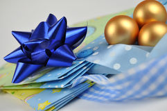 Colorful Gift Bags Royalty Free Stock Images