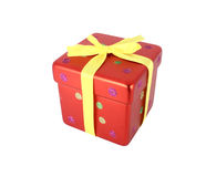 Colorful Gift Box Royalty Free Stock Images