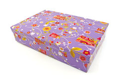Colorful gift box Royalty Free Stock Photos