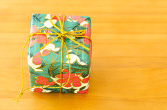 Colorful gift box Royalty Free Stock Photography