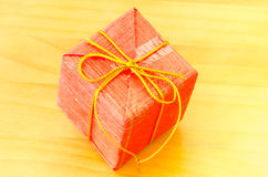 Colorful gift box Stock Photography