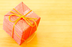 Colorful gift box Stock Images