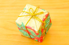 Colorful gift box Stock Photo